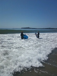 Boogie Boarders, Princeton Breakwater photo