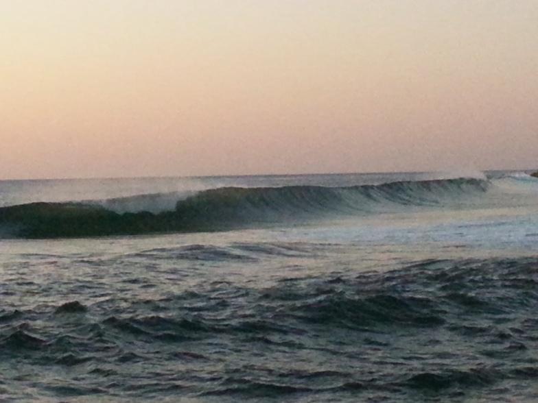 38 Line surf break