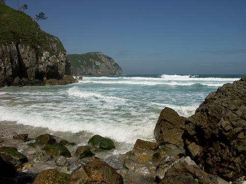 Playa de Vidiago