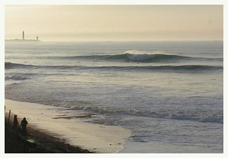 Ile de Re - Le lizay surf break