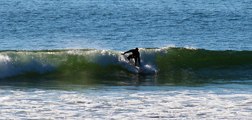 Good waves in OOB!, Old Orchard Beach