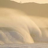 September Swell, Coronado Beaches