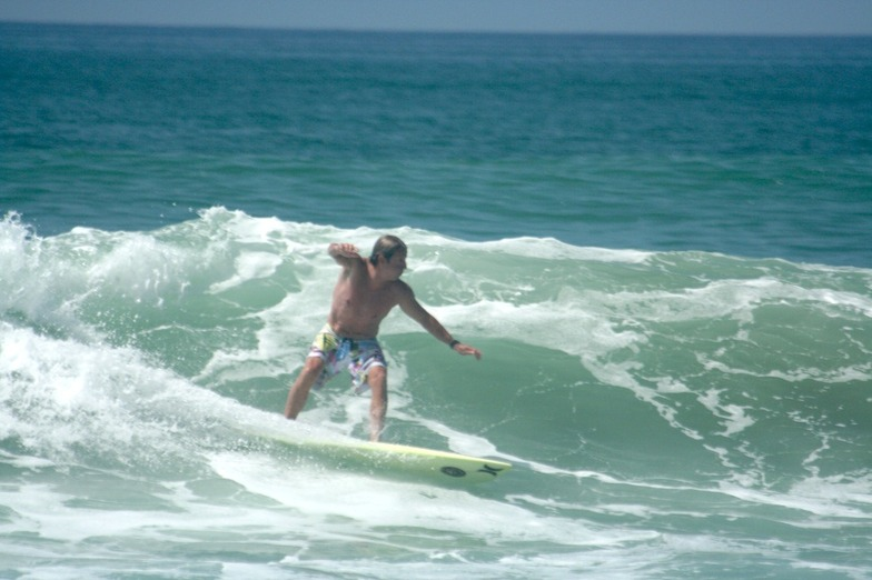 San Onofre - Trails surf break