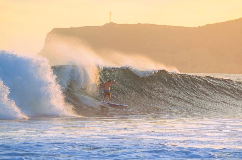 Coronado Beaches surf break