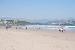 Playa de Meron photo