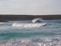 Native Dog Surf Break at Bremer Bay photo