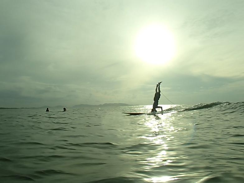 Vung Tau (Back Beach) surf break