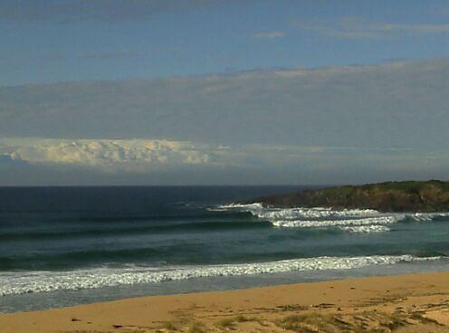 far south coast nsw, Wollongong South Beach