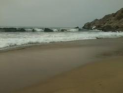 Surfs Up at Montara photo