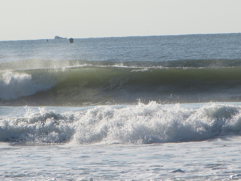 Narragansett Town Beach surf break