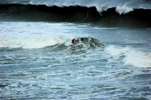 ride the wild surf, florida-style, Ormond Beach Pier