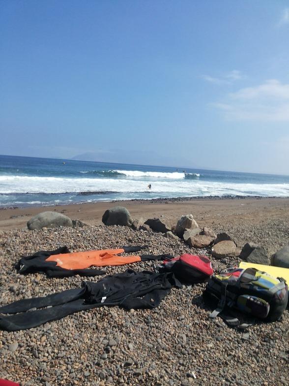 Budeo surf break