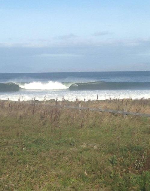 The Peak surf break