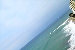Full tide Big Lines, Punta San Lorenzo photo