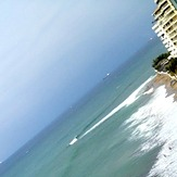 Full tide Big Lines, Punta San Lorenzo