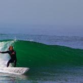 Beautiful wave, Fort Cronkite Rodeo Beach