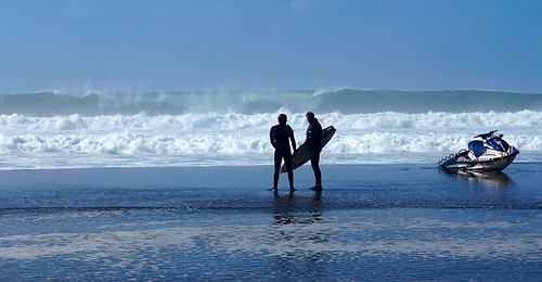 High Surf, Lincoln City Nelscott Reef
