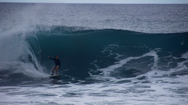 El Circo surf break
