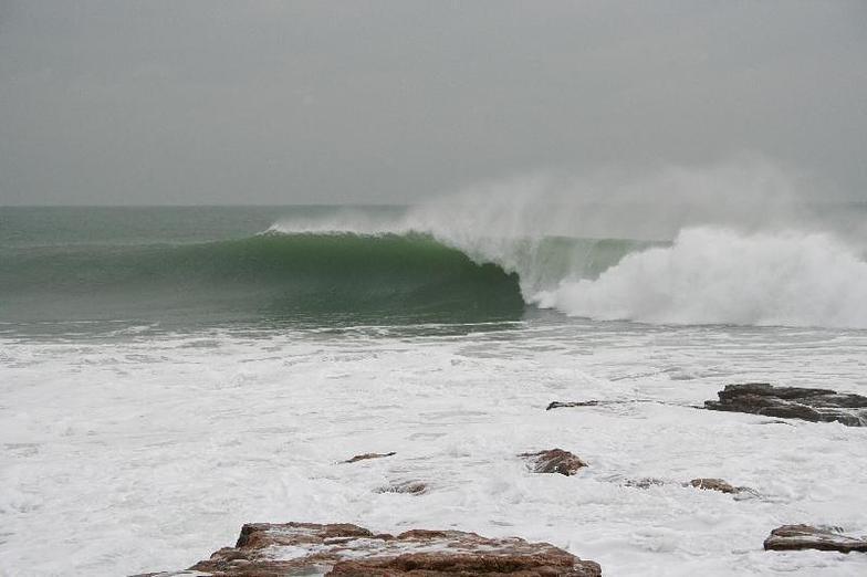 Tanchet surf break