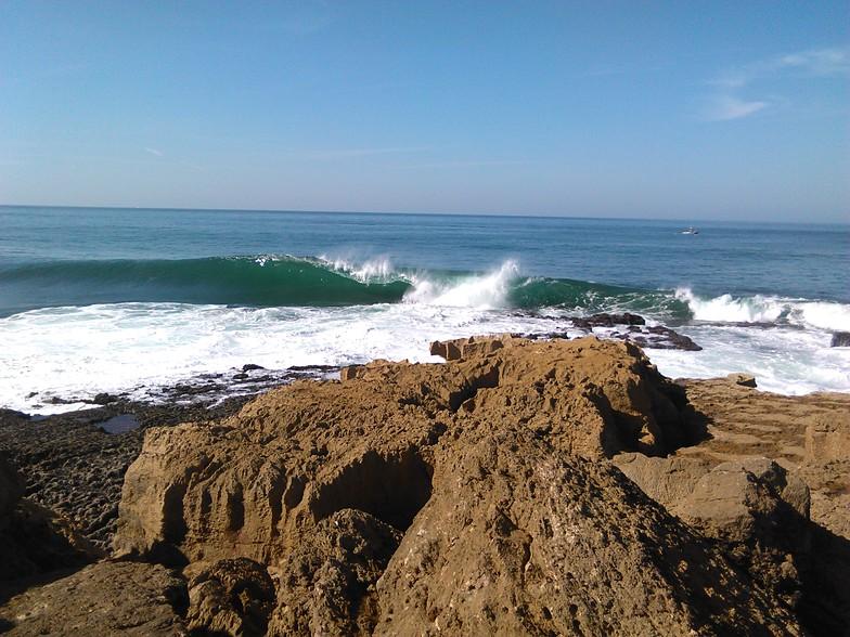 Furnas surf break