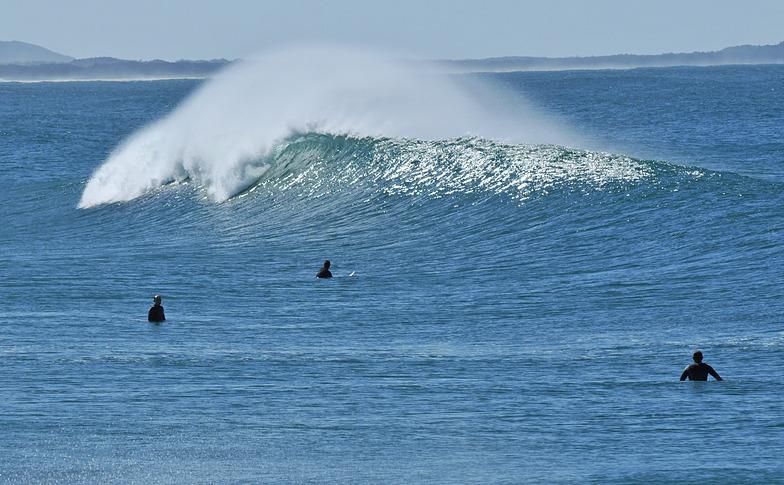 Port Macquarie-North Breakwall break guide