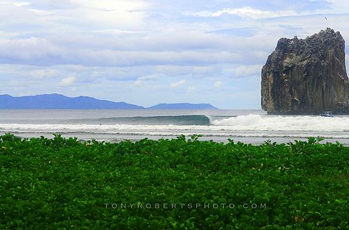 A Real Surf Vacation, Roca Bruja - Witch's Rock