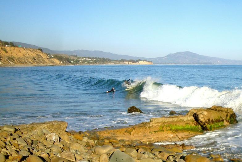 Fernald Point surf break