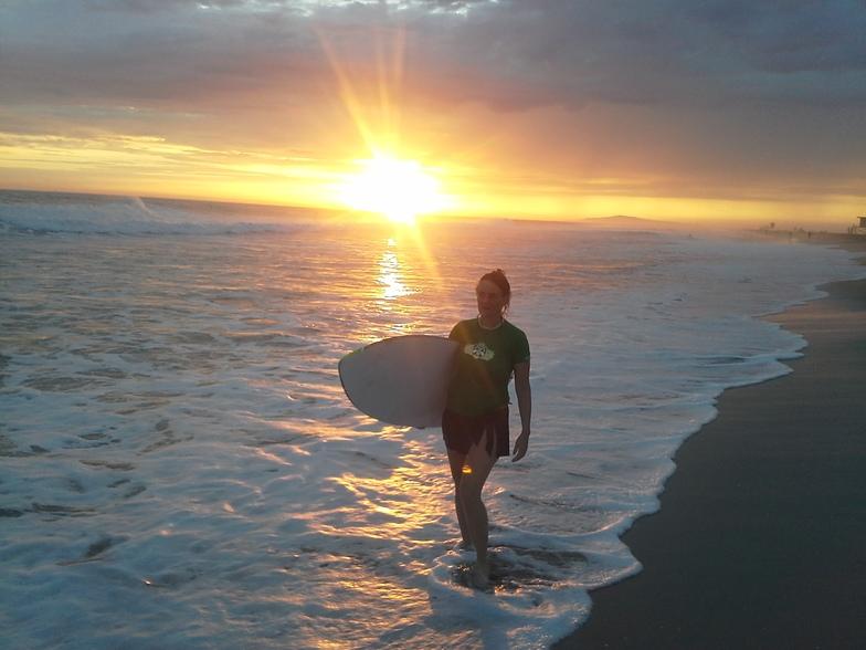 56th St surf break