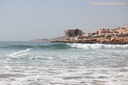 perfect beginner spot - panorama beach taghazout, Panoramas photo