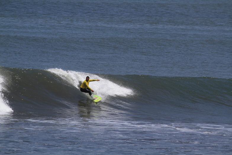 Chicama - El Hombre surf break
