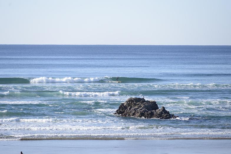 Arcadia surf break