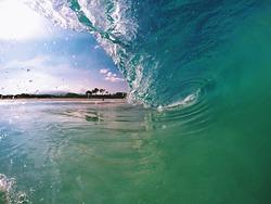 Glassy, Kua Bay photo