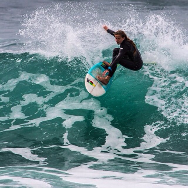 Victoria Bay surf break