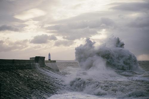 Winter Storms, Trecco Bay