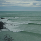 winter session, Banks Peninsula - Magnet Bay