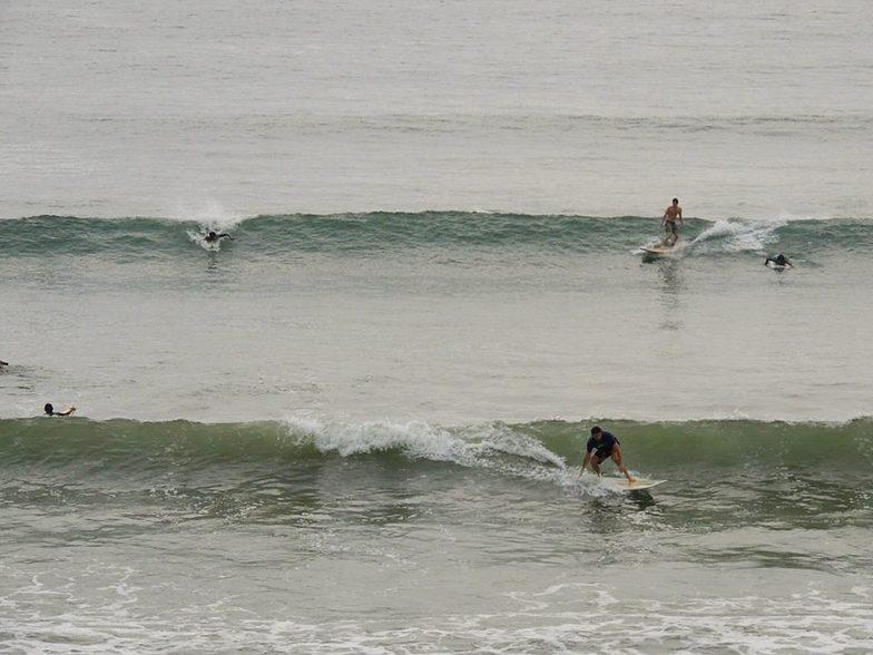 Surfing, Dewata