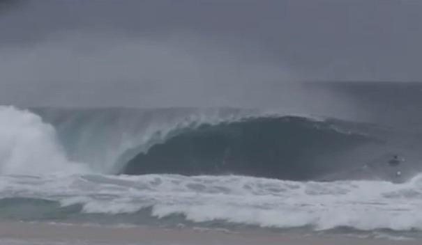 Nanarup Beach surf break