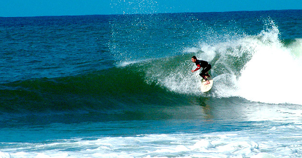 Lancelin surf break