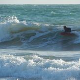 bodyboard La Barrosa, Playa de la Barrosa