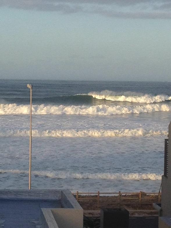Tableview surf break