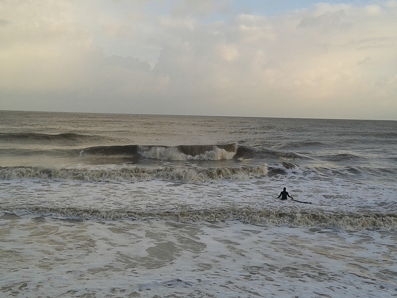 Walton-On-The-Naze surf break