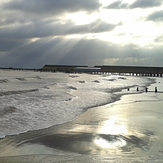 Winter sunshine, Walton-On-The-Naze