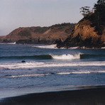1995, Trinidad State Beach