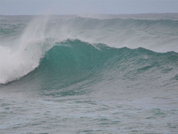 the left, Cape Northumberland photo