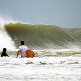 Cheating empty waves, Cherating