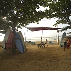 Welligama beach, Weligama