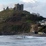 Llywelyn the Great would be proud, Criccieth