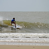 Volcom/cherating point surf competition 2015