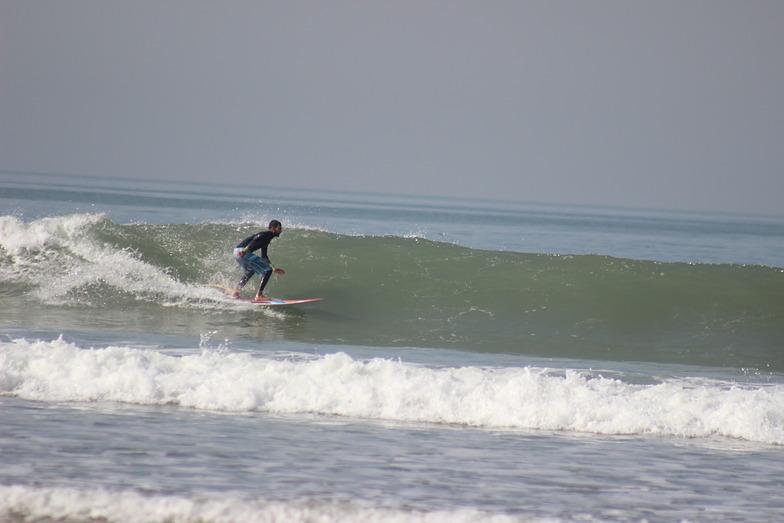 Agadir surf break