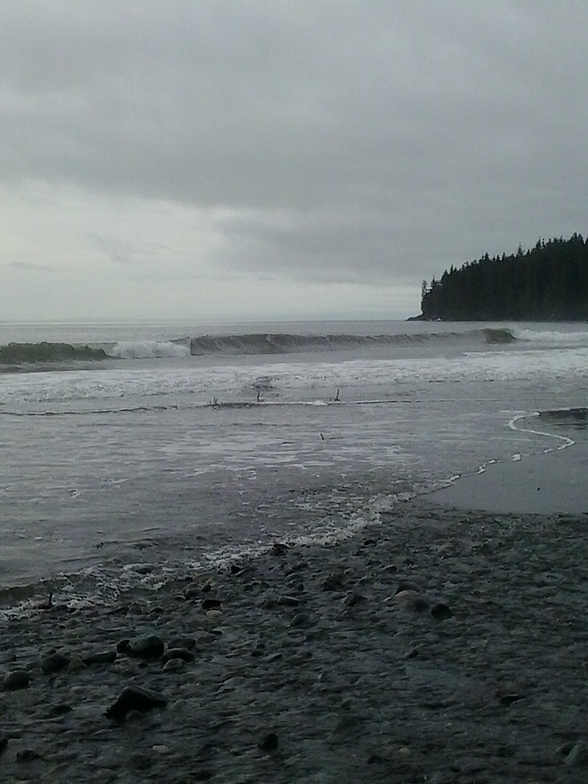 Port Renfrew surf break